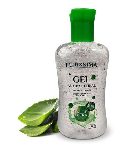 gel antibacterial 200ml