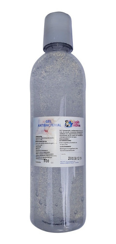 gel antibacterial 500 ml 70% alcohol, - l - l a $22