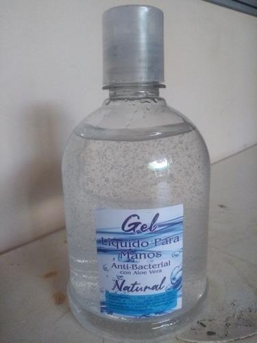 gel antibacterial 500 ml