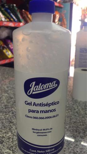 gel antibacterial 500ml