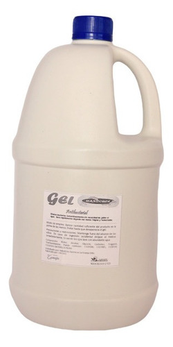 gel antibacterial 65% alcohol