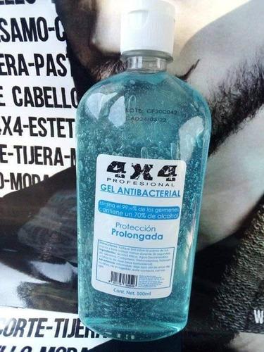 gel antibacterial 70 % alcohol