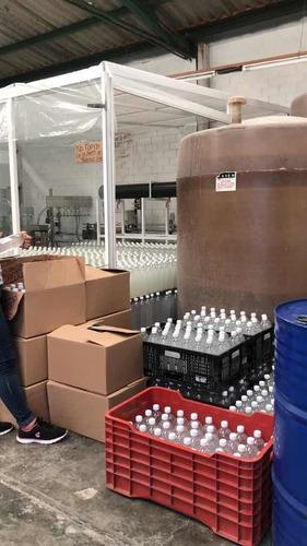 gel antibacterial 70% alcohol somos fabricantes