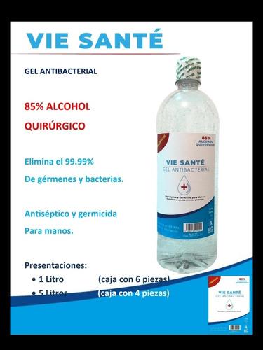 gel antibacterial