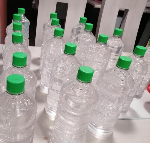 gel antibacterial al 70% de alcohol