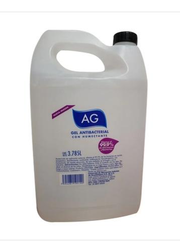 gel antibacterial alcohol a g galón