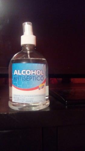 gel antibacterial alcohol antiséptico