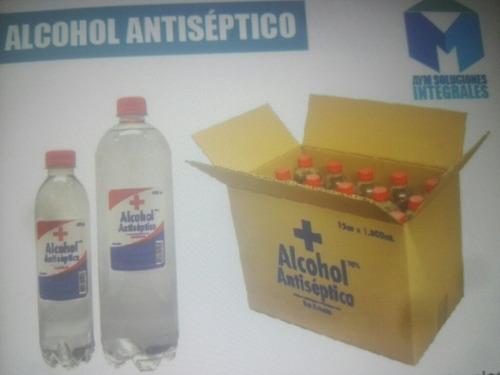 gel antibacterial alcol antiseptico tapabocas  guantes
