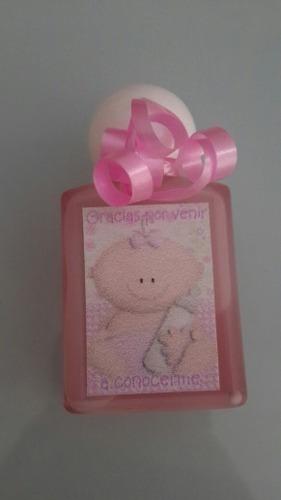 gel antibacterial baby shower nacimiento boda recuerdo