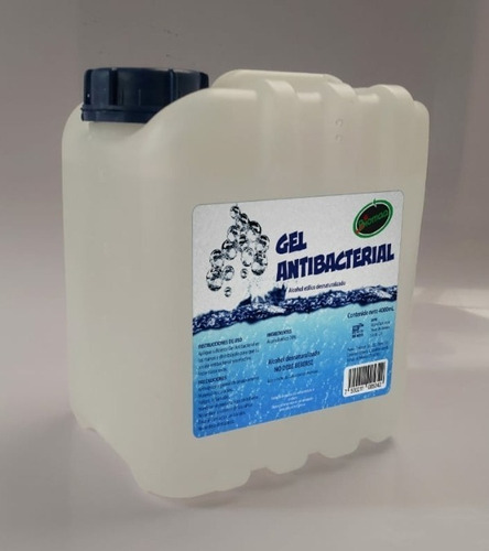 gel antibacterial bacteri