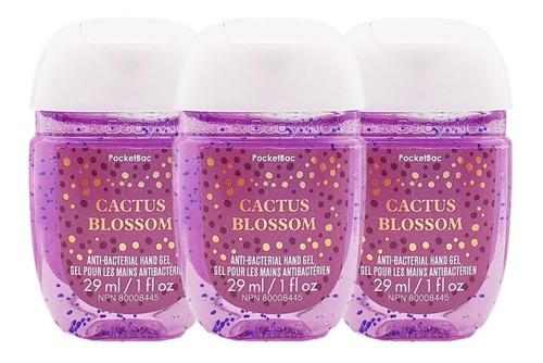 gel antibacterial bath & body works cactus blossom kit 3pz