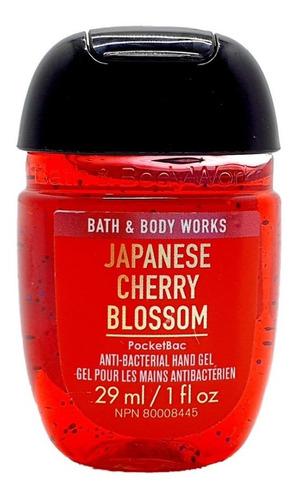 gel antibacterial bath & body works japanese cherry blossom