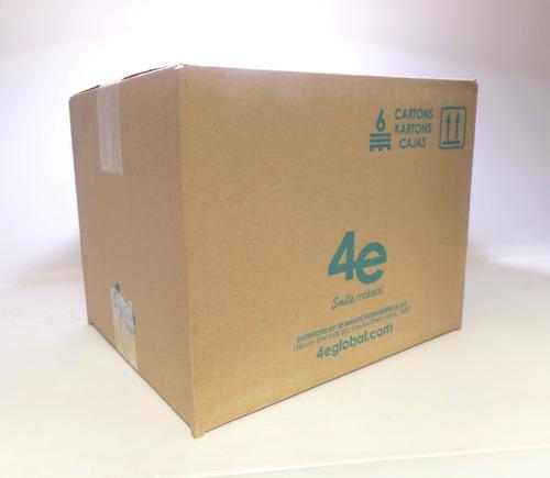 gel antibacterial blumen 1 litro 70% alcohol (caja 3 pzas)