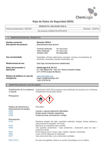 gel antibacterial c/aloe vera 500ml 5pz certificado fda