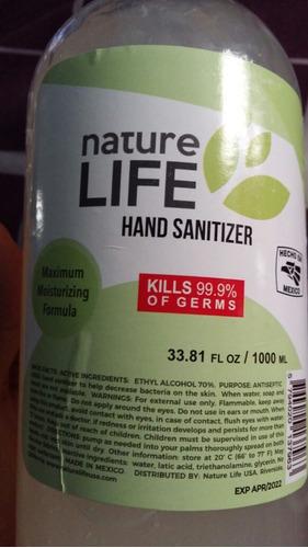gel antibacterial de excelente calidad $20 $50 $90 de calida