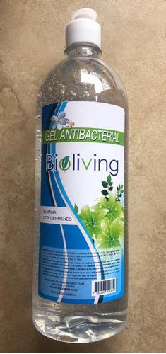 gel antibacterial desinfectante manos (1) un litro