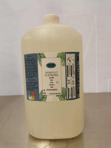 gel antibacterial marca gs
