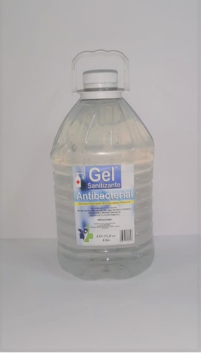 gel antibacterial para manos desinfectante 4 litros mayoreo