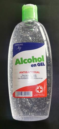 gel antibacterial para manos q 25.00