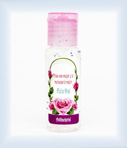 gel antibacterial personalizado/ fragancias  victoria scret
