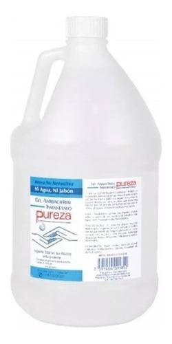 gel antibacterial pureza galon 3.78 l
