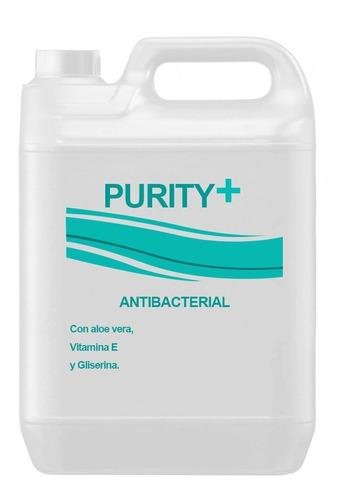 gel antibacterial purity+ 3000ml aloe - ml a $22