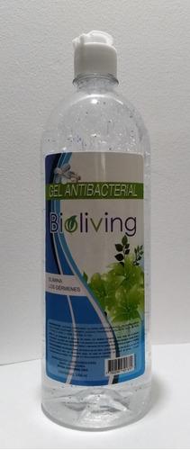 gel antibacterial un litro (1.000cc) - l a $19900