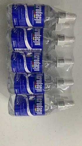 gel antibacterial y antiseptico