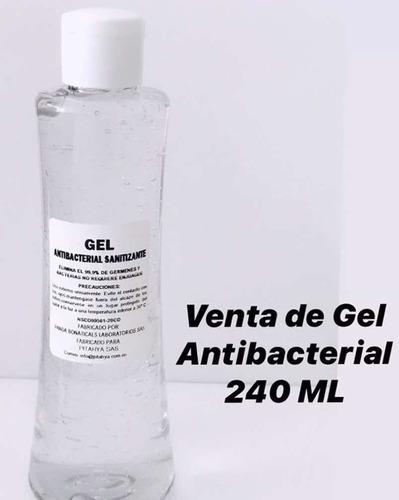 gel antibacterial(registro invima),alcohol y tapabocas