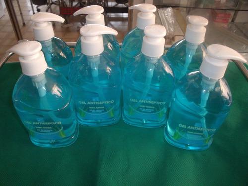 gel antiseptico para desinfectar de 500ml