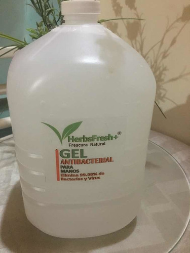 gel antivacterial