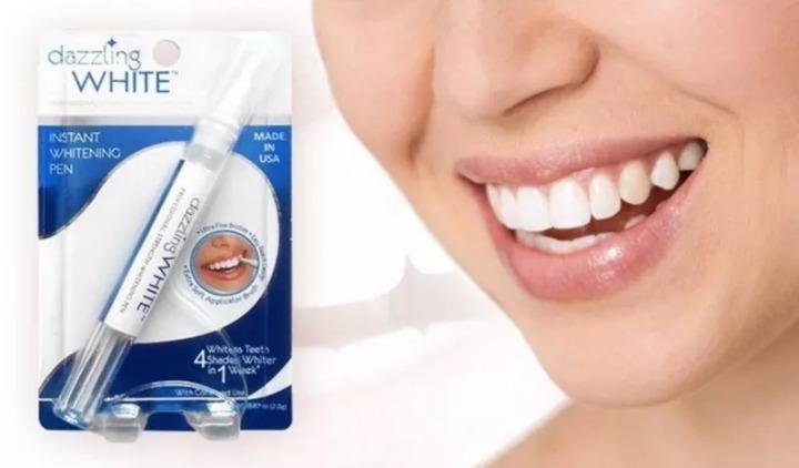 Gel Clareador Dental Caneta Dazzling White Pronta Entrega R 30 00