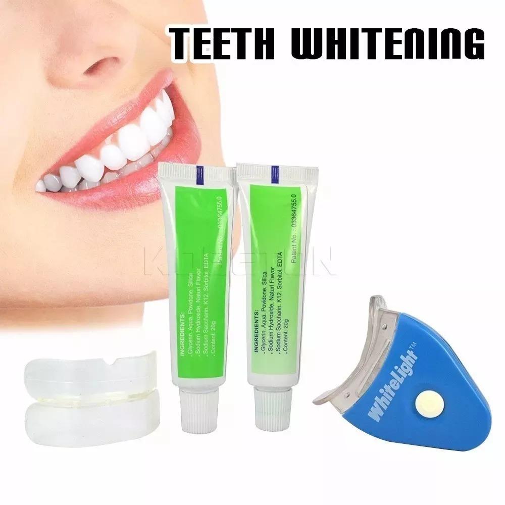 Gel Clareador Dental Pasta Clareador Led Molde R 55 00 Em