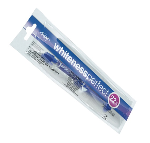 Gel Clareador Dental Whiteness 22 Clareamento R 24 99 Em Mercado