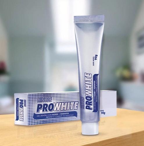 Gel Clareador Pro White Hinode Dentes Brancos Ja R 8 99 Em