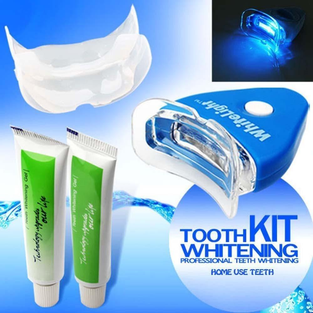 Gel Clareamento Dental Luz Clareador Dentes Brancos R 29 49 Em