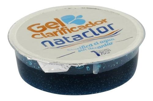 gel clarificador nataclor 75grs x 4 u potencia tu filtro mm