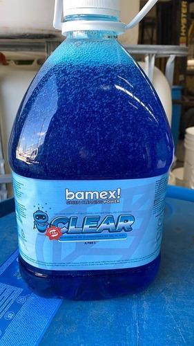 gel clear antibacterial información de producto gluconato de