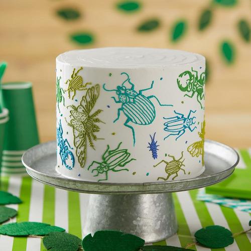 gel colorante para glaseado verde kelly original