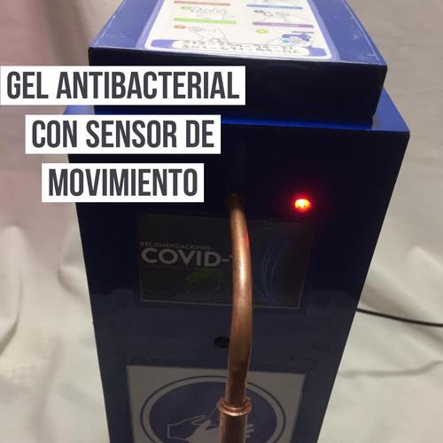 gel con sensor de movimiento