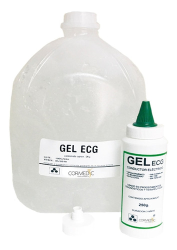 gel conductor incorolo  5 ltrs +250ml compra 3 envio gratis