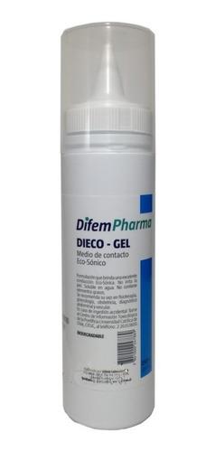 gel conductor ultrasonido dieco-gel dispensador 250cc