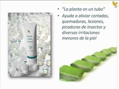 gel de aloe - aloe vera gelly forever living products