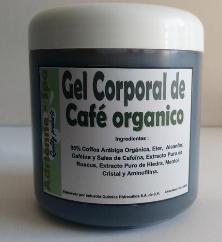 gel de café con aminofilina oferta 2 kgs por el precio de 1