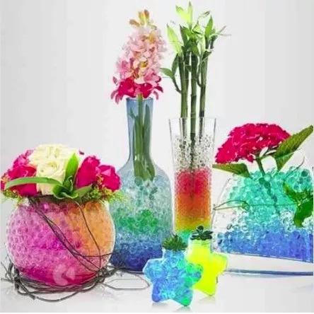 gel decoração bolinha