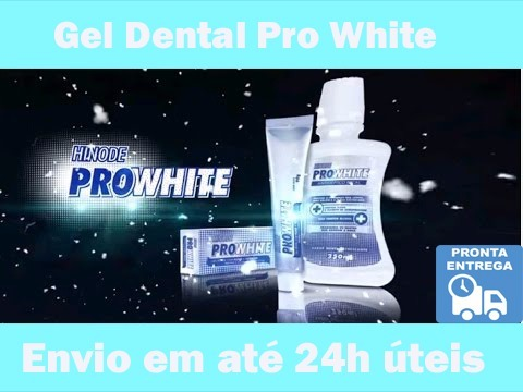 Gel Dental Pasta De Dente Clareador Hinode Pro White R 31 00 Em