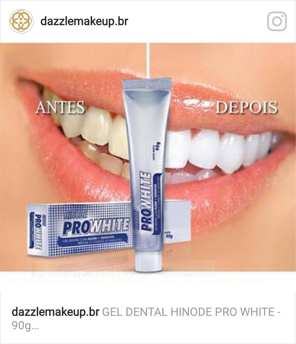Gel Dental Prowhite Esse Clareia Seu Dentes Em Poucos Dias R 19