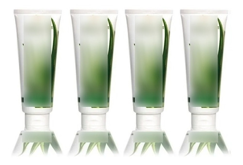 gel dental sem flúor aloe vera forever 4 unidades