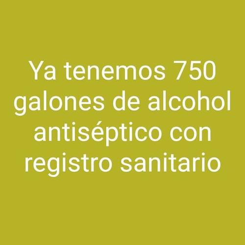 gel desinfectante de manos y alcohol antiséptico