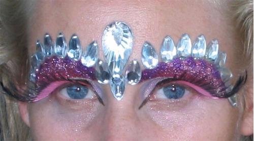 gel fijador ad para maquillaje artistico